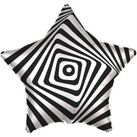 Иллюзия черно-белая