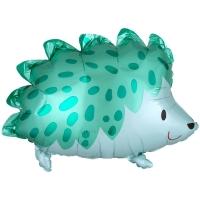 Ежик зеленый
