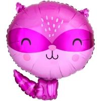 Енот розовый