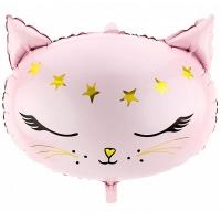 Кошечка со звездами