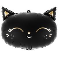 Кошечка черная