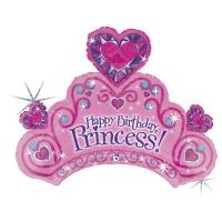 Корона принцессы с камнями