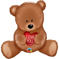 Медвеженок с сердечком