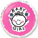 Baby Girl  круг