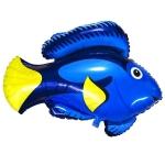 Рыбка синяя