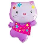 Котенок Китти розовый