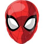 Человек паук голова