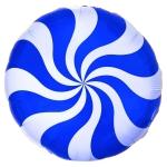 Конфета синяя
