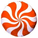 Конфета оранжевая