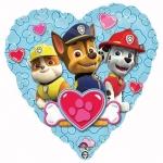 Щенячий патруль с любовью