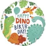 Динозавры вечеринка