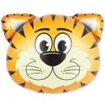 Голова тигренка