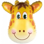 Голова жирафа